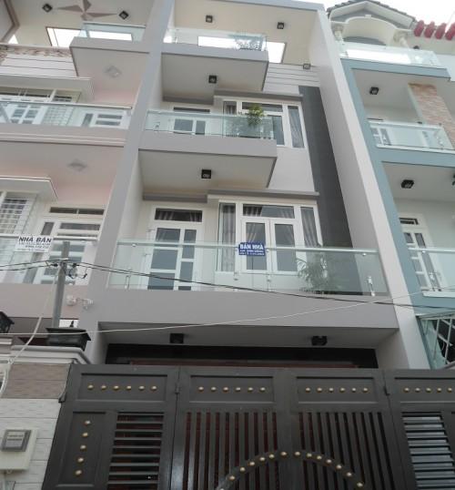Bán Nhà 191A Điện Biên Phủ phường 15 quận Bình Thạnh 100m2, trệt + 4 lầu + ST giá 20 tỷ