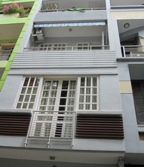 Bán nhà Huỳnh Mẫn Đạt - Nguyễn Ngọc Phương Q. Bình Thạnh 4.5m x 18m Giá 15.5 tỷ