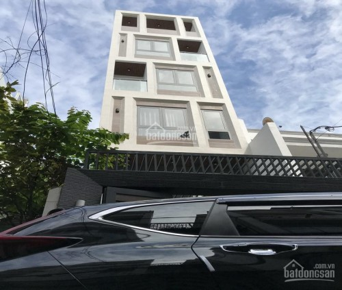 Bán nhà HXH đường Đặng Văn Ngữ quận Phú Nhuận Siêu phẩm nhà phố 5 lầu DT  (4x19m)  Giá 18.5 Tỷ