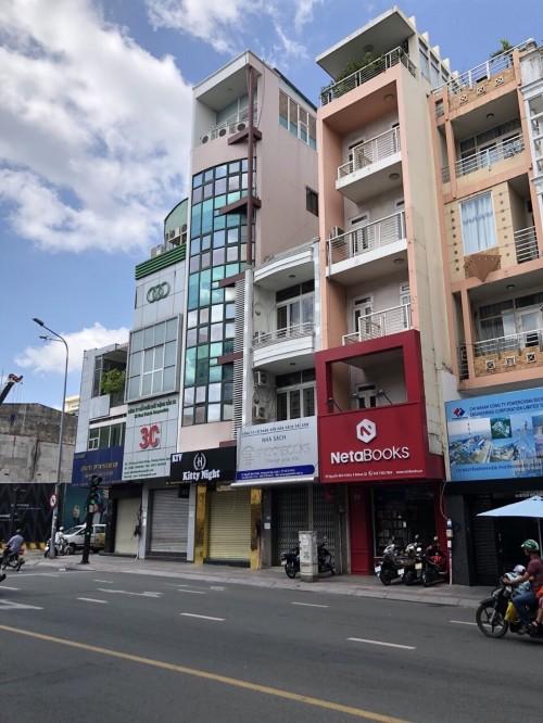 Bán nhà mặt tiền Lê Quang Định P14 Q Bình Thạnh DT 133.5m 3l  giá 25 tỷ.