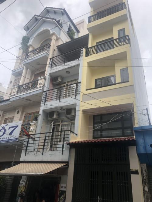 Bán nhà Nguyễn Lâm Bình Thạnh 73,2m2   chỉ 77tr/m2