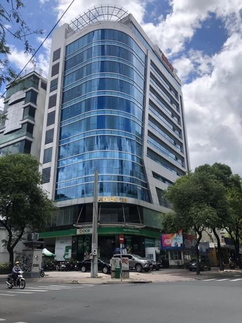 cho thuê căn hộ 35E Cao Thắng, P2, Q3, DT 100m2, 2 phòng ngủ - nội thất giá 17 tr/th TL