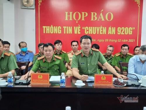 Vũ Hồng Văn Giám đốc Công an Đồng Nai được thăng hàm Thiếu tướng